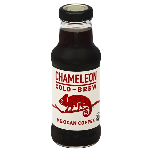 Chameleon Cold-Brew Organic Mexican Coffee