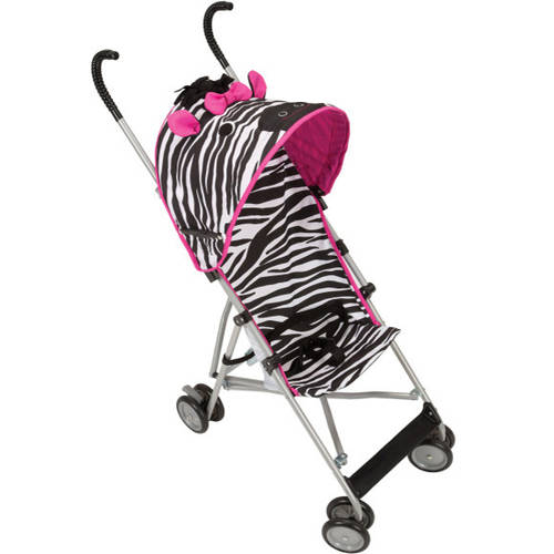 Cosco Umbrella Stroller Pink Zebra