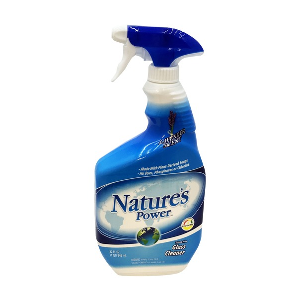 Nature's Power Glass Cleaner