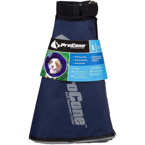 Pro Cone Soft Recovery Collar Large