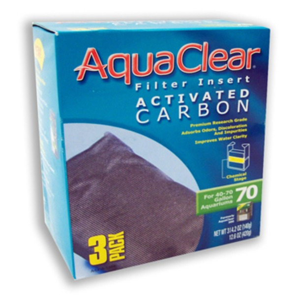 Aqua Clear Filter Insert Activated Carbon