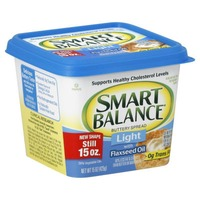 Smart Balance Light with Flaxseed Oil Buttery Spread