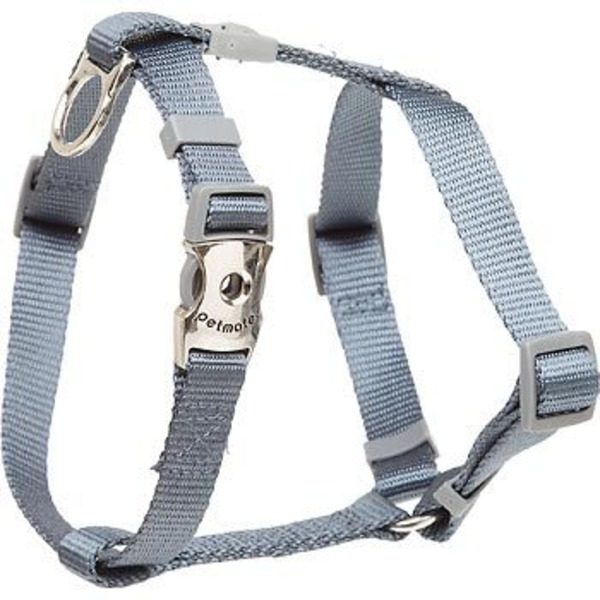 Petco Pewter Dog Harness 3/4
