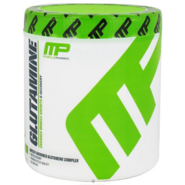 MusclePharm Glutamine Muscle Growth & Recovery Supplement