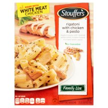 STOUFFER'S Family Size Rigatoni with Chicken & Pesto 25 oz Box