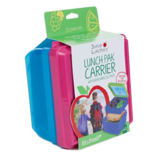 Fit & Fresh Junior Lunchers Lunch Pak Carrier