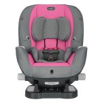 Evenflo Advanced Triumph Convertible Car Seat, Kora Pink