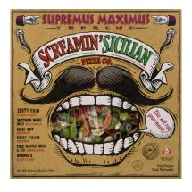 Screamin' Sicilian Pizza Co. Pizza Supremus Maximus, 25.0 OZ