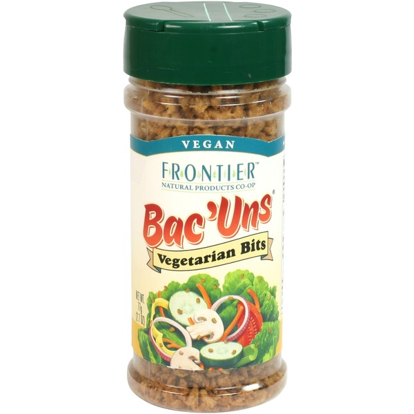 Frontier Natural Products Co-op Frontier Bac'Uns (bacon-less bits)