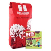 Equal Exchange Organic Ugandan Gumutindo Coffee