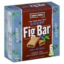 Nature's Bakery Fig Bar Blueberry - 6 CT