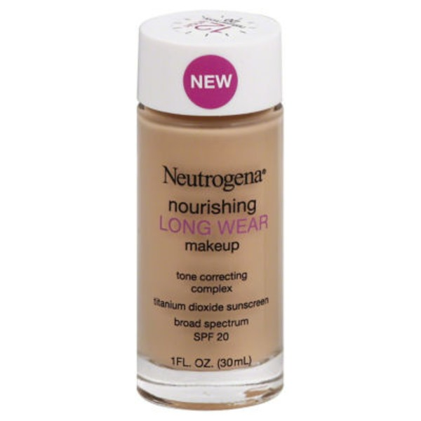 Neutrogena® Liquid Makeup Natural Ivory 20 Long Wear