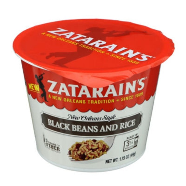 Zatarain's Black Beans & Rice