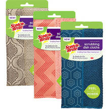 Scotch-Brite Non-Scratch Scrubbing Dish Cloths