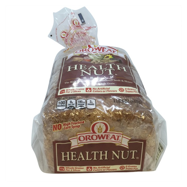 Brownberry/Arnold/Oroweat Health Nut Bread