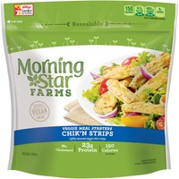 Morning Star Farms Meal Starters Veggie Chik'n Strips
