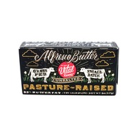 Vital Farms Alfresco Unsalted Butter, Pasture-Raised