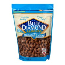 Blue Diamond Almonds Roasted Salted, 14.0 OZ