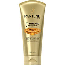 Pantene Moisture Renewal 3 Minute Miracle Deep Conditioner