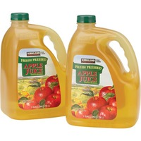 Kirkland Signature Fresh Pressed Apple Juice