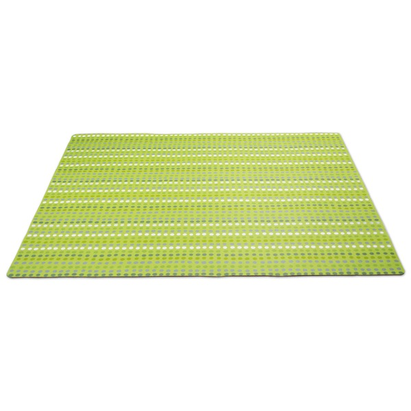 Drymate Green Dot Cat Litter Mat 32