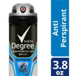 Degree Men MotionSense Extreme Antiperspirant Deodorant Dry Spray 3.8 oz