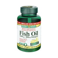 Nature's Bounty Fish Oil Premium Strength Mini Softgels Dietary Supplement
