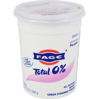 Fage Total 0% Nonfat Greek Strained Yogurt