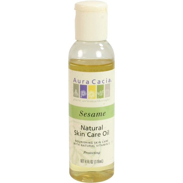 Aura Cacia Sesame Skin Care Oil