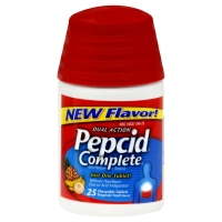 Pepcid Complete Chews Tropical Fruit Tablets