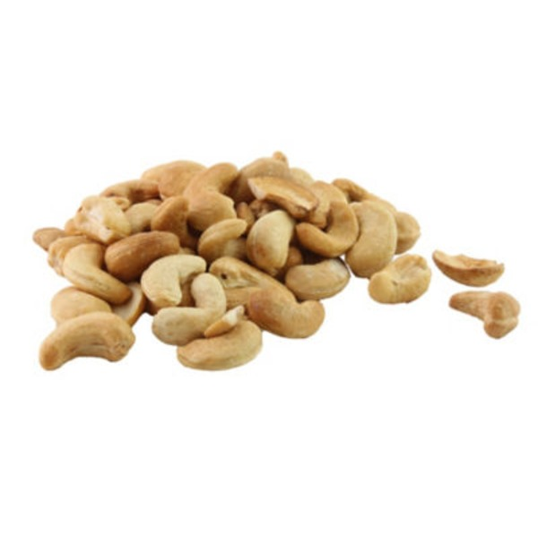 Central Market Pre Packed Whole Jumbo Roasted Cashews
