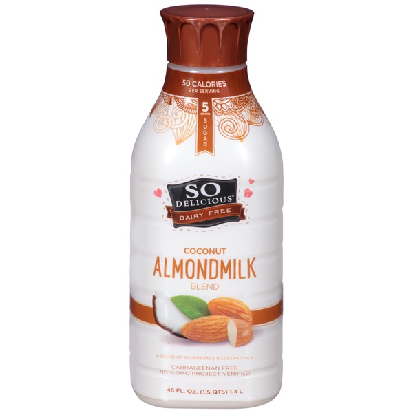 So Delicious Dairy Free Coconut Almondmilk Blend