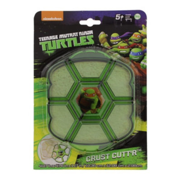 Evriholder Teenage Mutant Ninja Turtles Crust Cutter