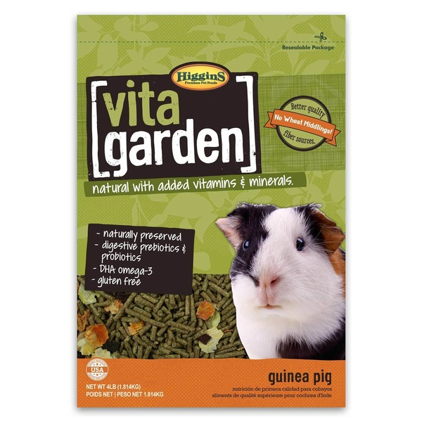 Higgins Guinea Pig Food
