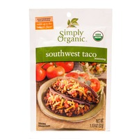 Simply Organic Southwest Taco Seasoning