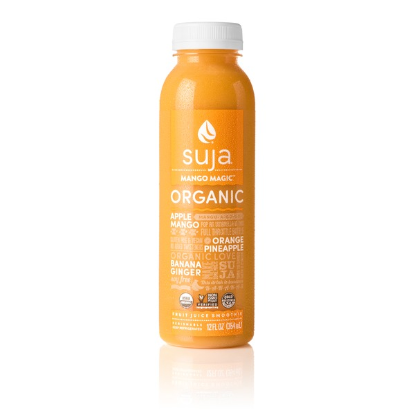 Suja Organic Fruit Juice Smoothie