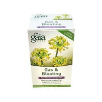 Gaia Herbs Gas & Bloating Tea