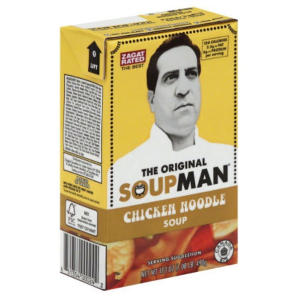 The Original Soupman Chicken Noodle Soup