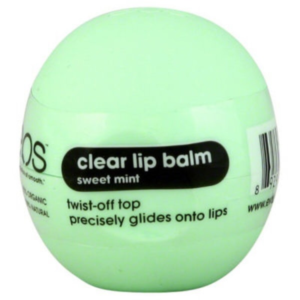 EOS Clear Sweet Mint Lip Balm