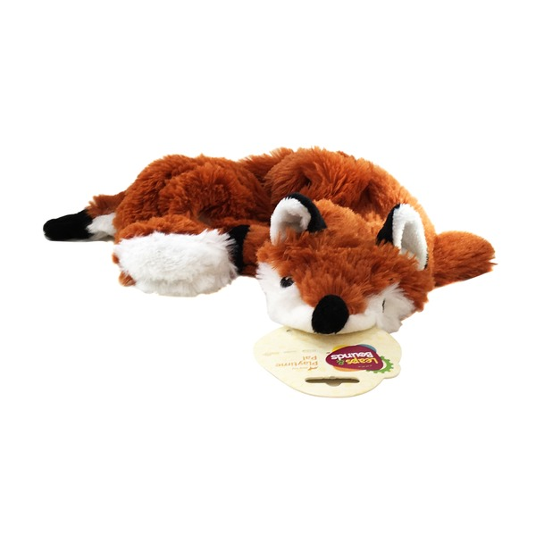 Leaps & Bounds Wildlife Fox Unstuffed Large Plush