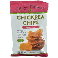 Maya Kaimal Sweet Chili Chickpea Chips 4.5 Oz