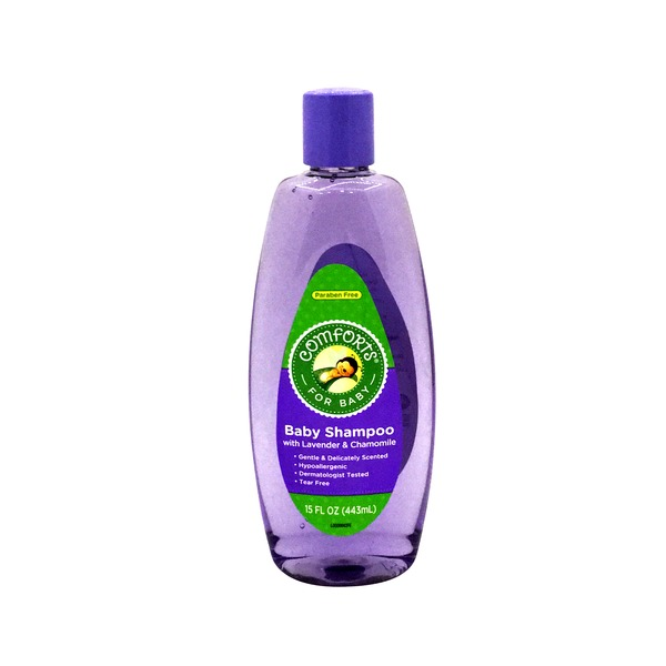 Comforts For Baby Baby Shampoo With Lavender & Chamomile