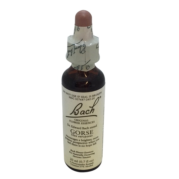Bach Original Flower Remedies Gorse