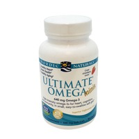Nordic Naturals Ultimate Omega 640mg Omega-3, Strawberry