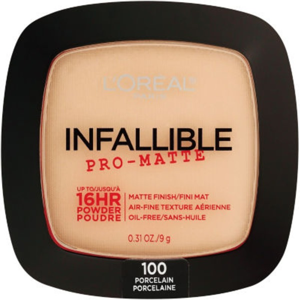 Infallible 100 Porcelain Pro-Matte Powder