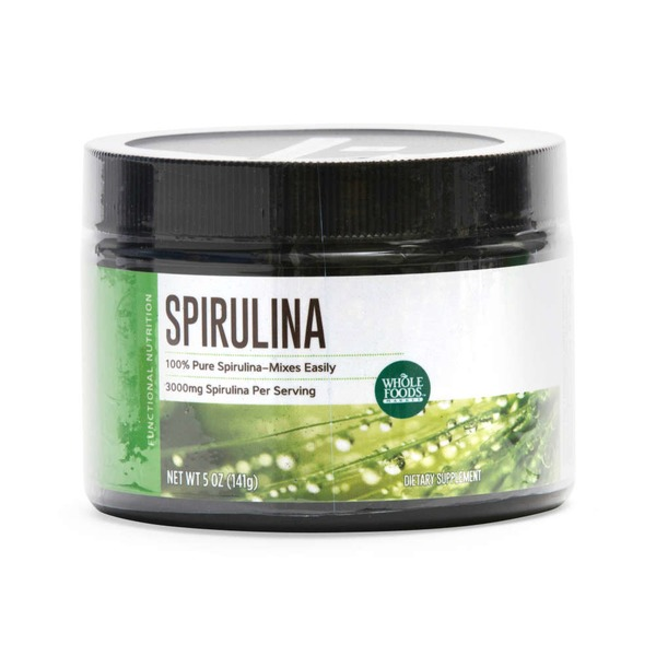 Whole Foods Market Spirulina