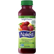 Naked® Bright Beets™ 100% Juice Smoothie 15.2 fl. oz. Bottle