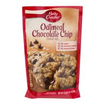 Betty Crocker® Cookie Mix Oatmeal Chocolate Chip 17.5 oz Pouch, 17.5 OZ
