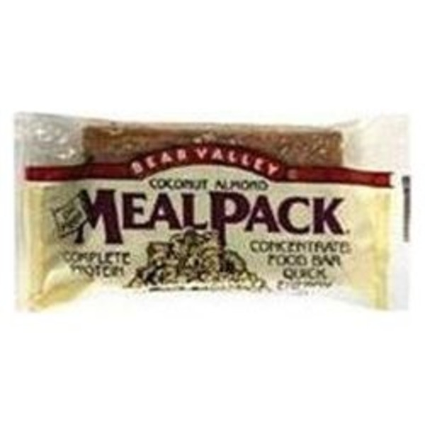 Bear River Valley Mealpack Coconut Almond Bar