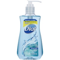Dial Liquid Hand Soap Antibacterial with Moisturizer Spring Water Hand Soap